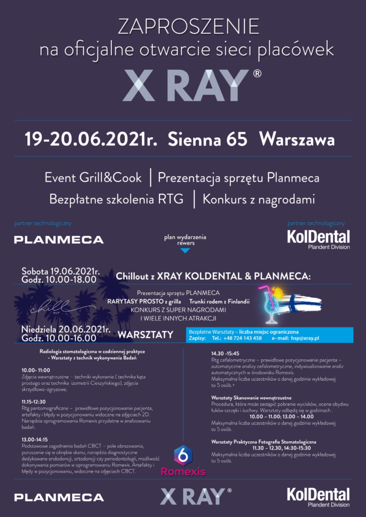 otwarcie XRAY Rondo ONZ